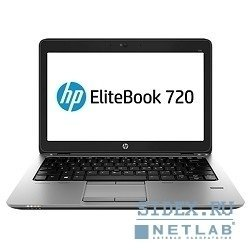 "ноутбук hp elitebook 720 g1 [j8r07ea#acb] 12.5"" hd i5-4210u, 8gb, 128gb ssd, cam, bt, wifi, w7pro+w8pro"