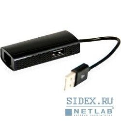 концентратор с ethernet портом iconbit lan port