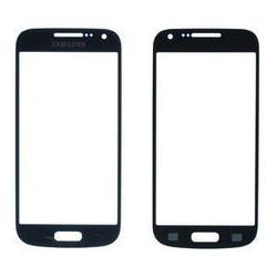 Стекло для Samsung Galaxy S4 mini (0L-00000586) (синий)