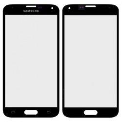 Стекло для Samsung Galaxy S5 G900F (0L-00000581) (синий)