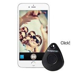 Кнопка управления камерой смартфона (Matin M-11019) (черный)