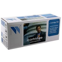 Картридж для Canon i-SENSYS MF4410, MF4430, MF4450, MF4550d, MF4570dn, MF4580dn (NV Print 728) (черный)