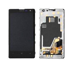 Дисплей для Nokia Lumia 1020 с тачскрином (TOP-NL-1020) (черный)