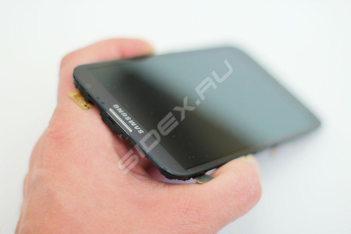 Samsung Galaxy Note 2 N7100 дисплей