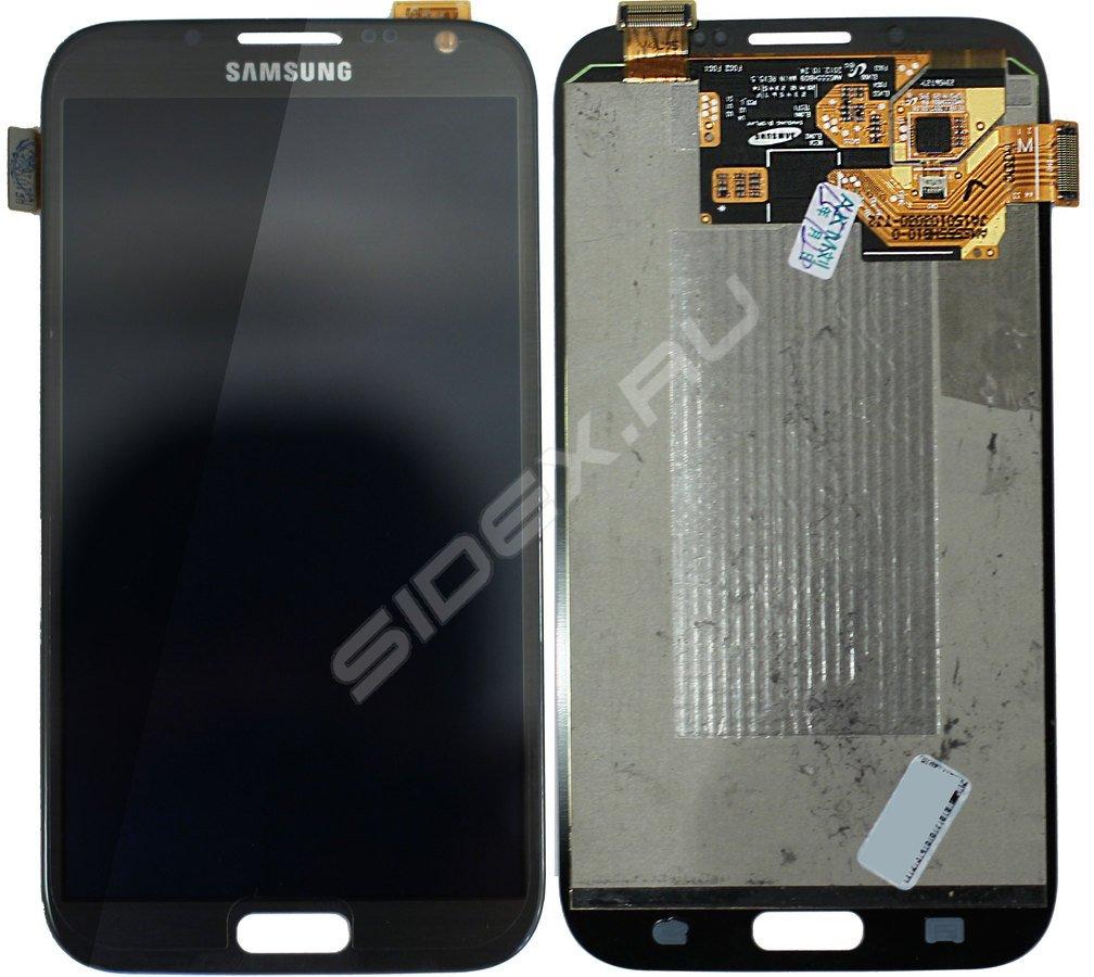 Samsung Galaxy Note 2 дисплей