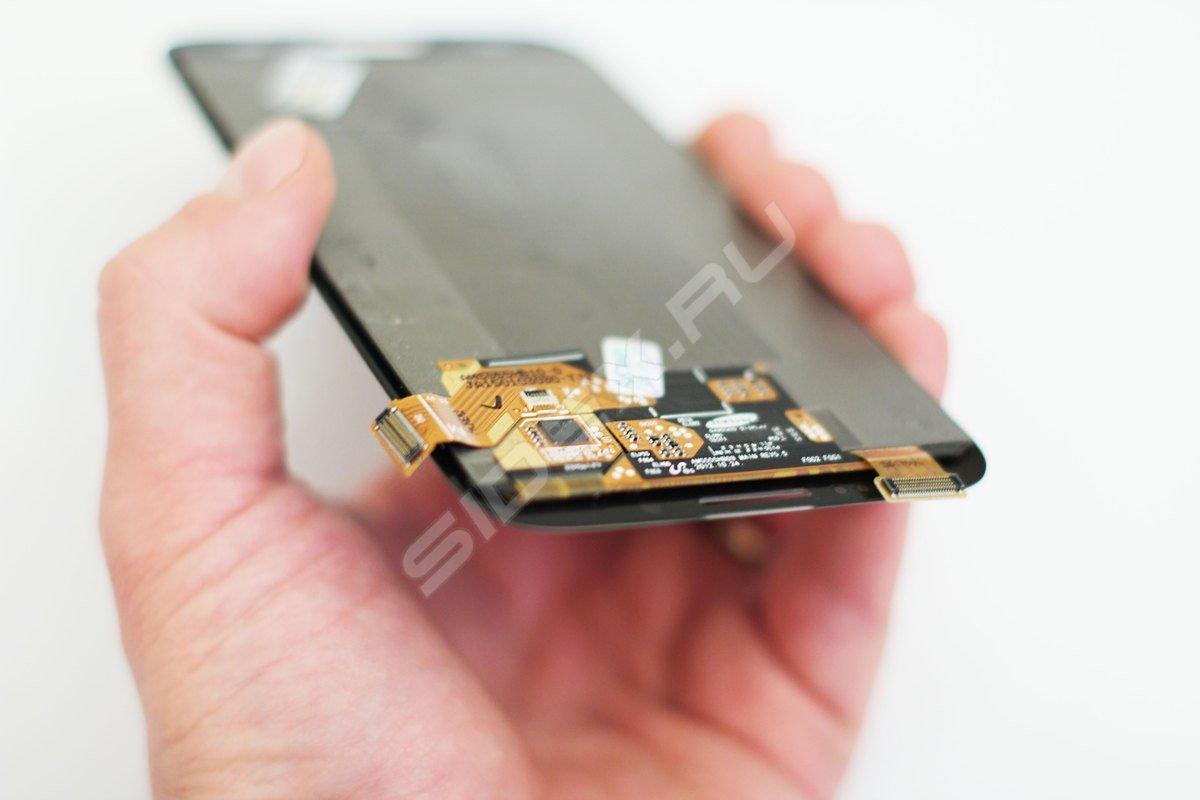 Samsung Galaxy Note 2 экран