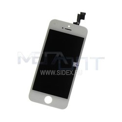 Дисплей для Apple iPhone 5S (15443) (белый)