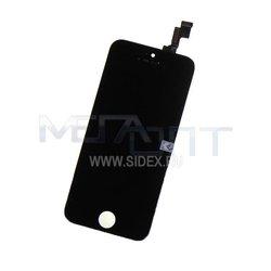 Дисплей для Apple iPhone 5S (15444) (черный)