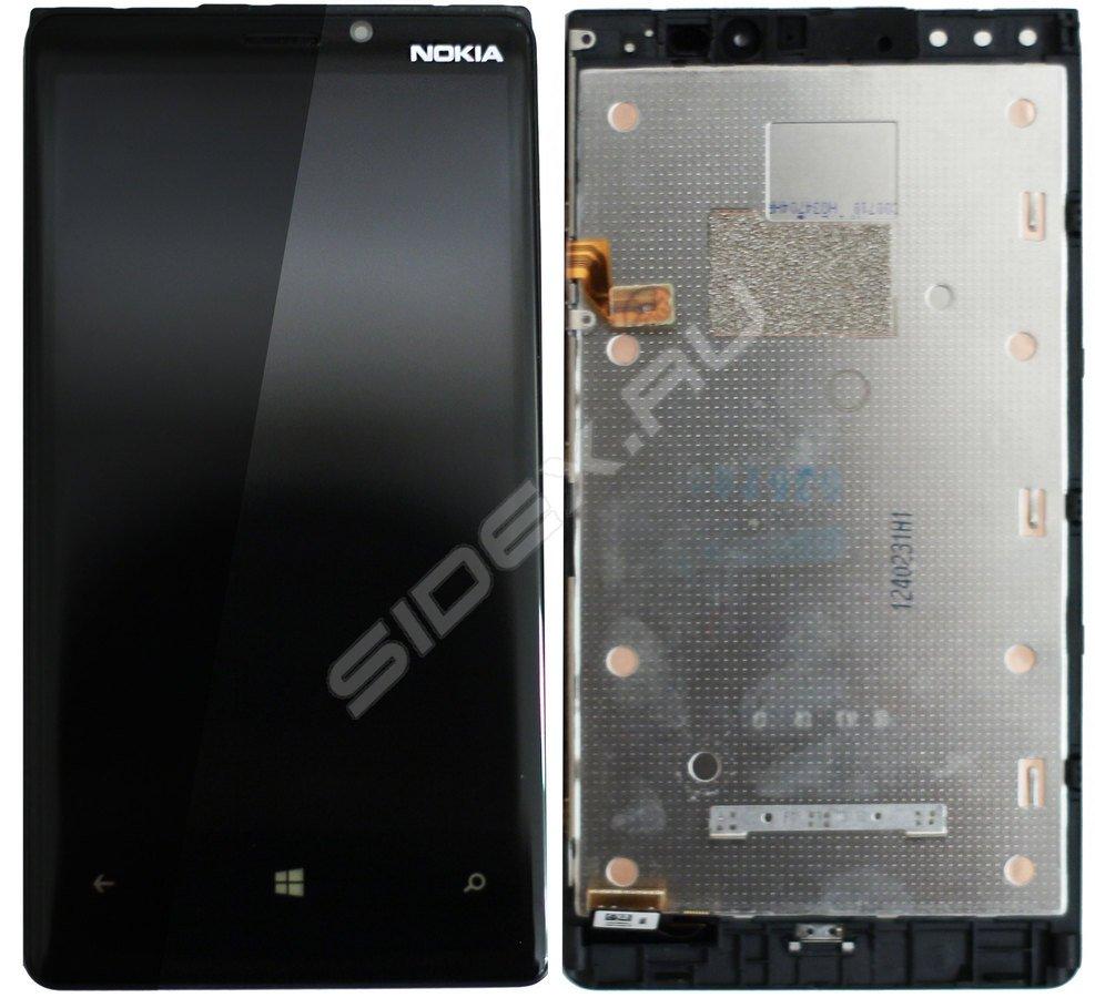Nokia Lumia 920 дисплей