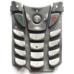 Клавиатура для Motorola C115 (14273) (серый)