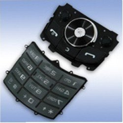 Клавиатура для Samsung U900 (14346) (черная)