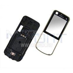 Корпус для Nokia 6220 classic (10429) (черный)