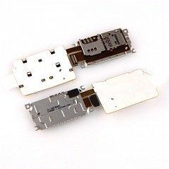 Подложка клавиатуры для Nokia X3-02 со считывателем сим, карты памяти (14884)