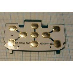 Подложка клавиатуры для Samsung C3752 (15825)