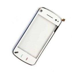 Тачскрин для Nokia N97 mini (11214) (белый)