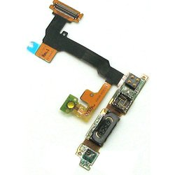 Шлейф для Sony Ericsson U1 с динамиком и разъемом камеры (11077)