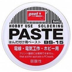 Жир для пайки GOOT BS-15 (50 гр.)  (12918)