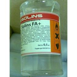 Отмывочная жидкость SOLINS FA+ (10683) (0.5 л.)