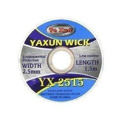 Плетенка для снятия припоя YAXUN YX-2515 (13554)