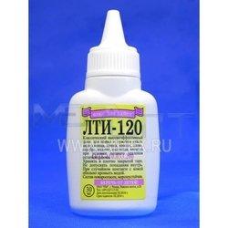 Флюс паяльный ЛТИ-120 30 мл (11322)