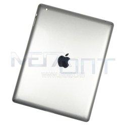 Крышка задняя iPad 2 серебро версия Wi-Fi