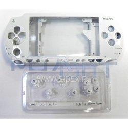 Корпус в сборе для Sony PSP 1000 белый