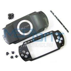 Корпус в сборе для Sony PSP 1000 черный