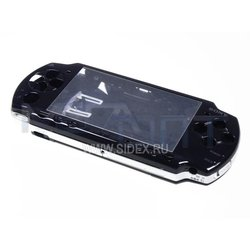 Корпус в сборе для Sony PSP 2000 черный