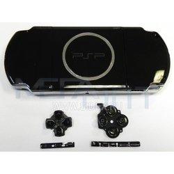 Корпус в сборе для Sony PSP 3000 черный