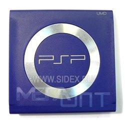 Крышка UMD для Sony PSP 1000 (8380) (синяя)