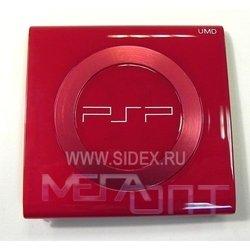 Крышка UMD для Sony PSP 2000 (8383) (красная)