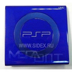 Крышка UMD для Sony PSP 2000 (8384) (синяя)