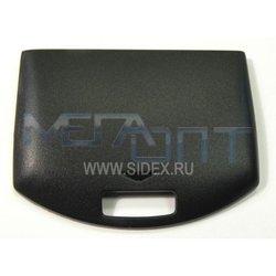 Крышка аккумулятора для Sony PSP 1000 (7035) (черная)