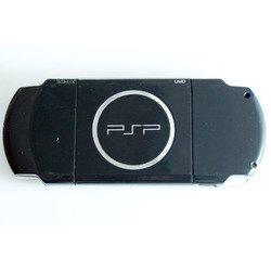 Панель задняя для Sony PSP 2000 (6990) (черная)