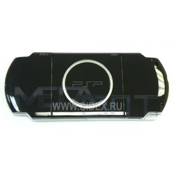 Панель задняя для Sony PSP 3000 (8372) (черная)