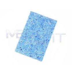 Губка для очистки паяльников (11388) (голубая)
