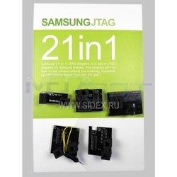 Полный набор JTAG-адаптеров для Samsung