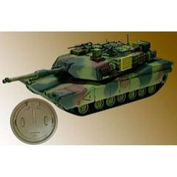Радиоуправляемый танк Abrams M1A1, Task Force Tarawa (Pilotage RC6368)