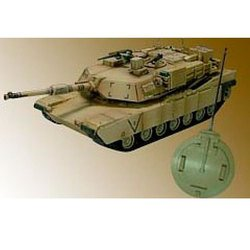 Радиоуправляемый танк Abrams, M1A1, 1st Marine (Pilotage RC6367)