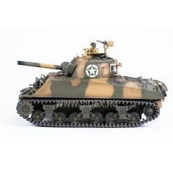 ���������������� ���� Pilotage US M4 Sherman Desert Camouflage Airsoft (RC13709) (�����-�������)