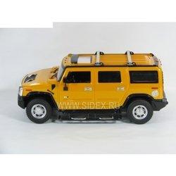 Радиоуправляемый автомобиль Hummer H2 (Pilotage RC16667) (желтый)
