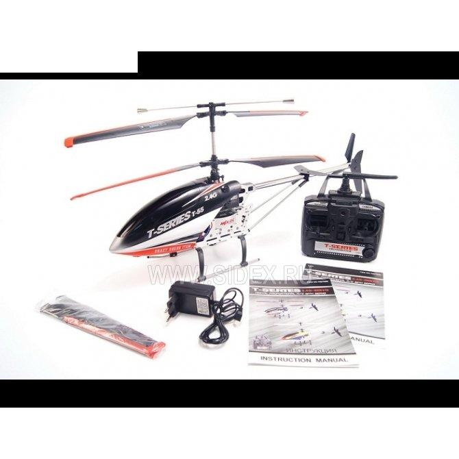 Фото радиоуправляемый вертолет