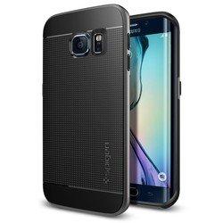 Чехол-накладка для Samsung Galaxy S6 Edge Spigen Neo Hybrid (SGP11422) (стальной)