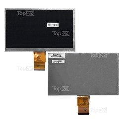 Матрица для планшета Ainol Novo 7 Paladin, Digma A700, Rockchip Ebook v1.0.5 (TOP-WV-70L) (серый)