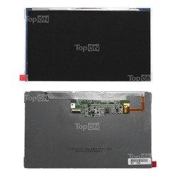 Матрица для планшета Samsung Galaxy Tab P1000, P1010, P6200, P6210, Samsung Galaxy Tab 2 P3100 (TopON TOP-WSV-70L-SEC) (черный)