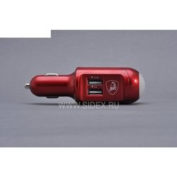 "������������� ������������� �������� ���������� ""lamborghini ax670""; ����: red; c usb ���������"