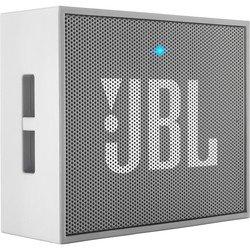 Портативная акустическая система JBL GO (серый)