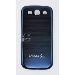 Чехол-накладка для Samsung Galaxy S3 i9300 (CD125094) (синий)