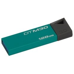 Kingston DataTraveler Mini 3.0 128GB + 128Gb в Яндекс Облаке (DTM30/128GB-YAN) (зеленый-черный)