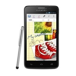 Alcatel ONE TOUCH SCRIBE 8000D (черный) :::